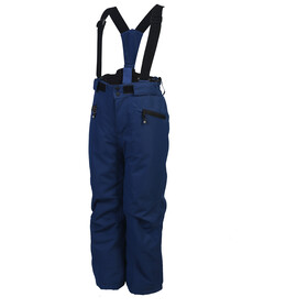 Color Kids Sanglo Padded Ski Pants Kids Estate Blue
